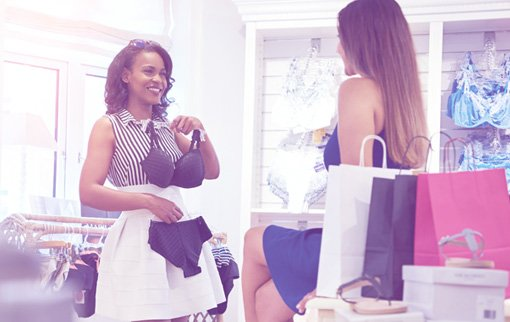 Recruitment for the lingerie industry, Sales Agency and business consulting for lingerie brands and retailers Essex