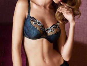 The Emriente Bra is a top range bra with a price tag of £60 plus - Intimate Apparel Lingerie Consultancy